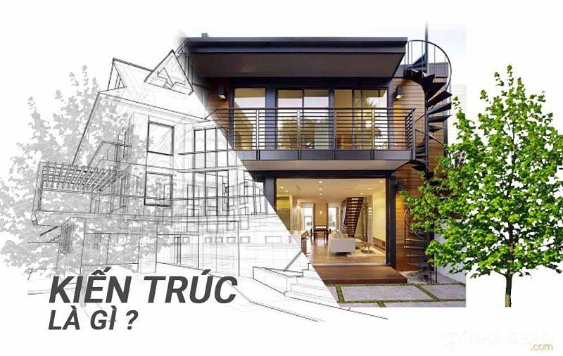 kiến trúc là gì ?