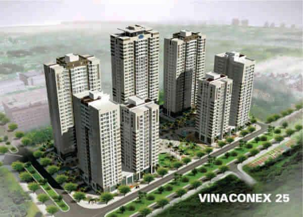 nhà thầu vinaconex25
