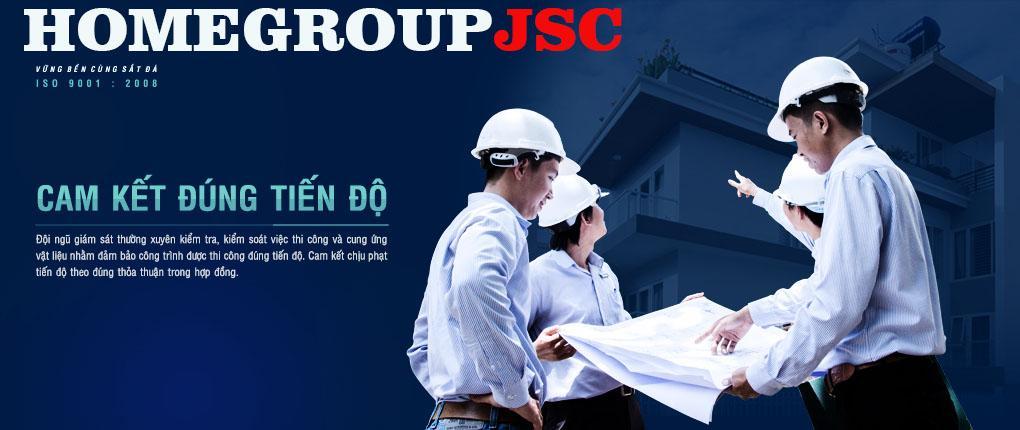 nhà thầu xây dựng homegroupjsc